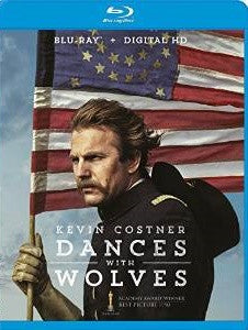 Dances with Wolves Digital Copy Download Code UV Ultra Violet VUDU HD HDX