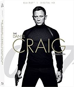 007 Daniel Craig Collection Casnio Royale/Quantum of Solace/Skyfall/Spectre Digital Copy Download Code VUDU HD HDX