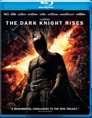 Dark Knight Rises Digital Copy Download Code UV Ultra Violet VUDU iTunes HD HDX