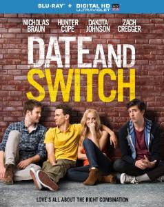 Date and Switch Digital Copy Download Code UV Ultra Violet VUDU HD HDX