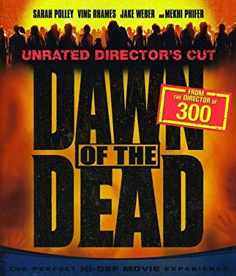 Dawn of the Dead Unrated Digital Copy Download Code iTunes HD