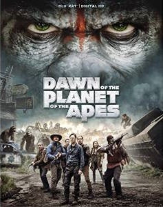 Dawn of the Planet of the Apes Digital Copy Download Code MA VUDU iTunes HD HDX