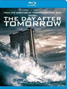 Day After Tomorrow Digital Copy Download Code UV Ultra Violet VUDU HD HDX