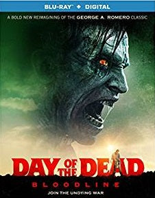 Day of the Dead Bloodline Digital Copy Download Code Ultra Violet UV VUDU HD HDX