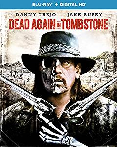 Dead Again in Tombstone Digital Copy Download Code iTunes HD