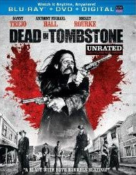 Dead in Tombstone Unrated Digital Copy Download Code iTunes HD