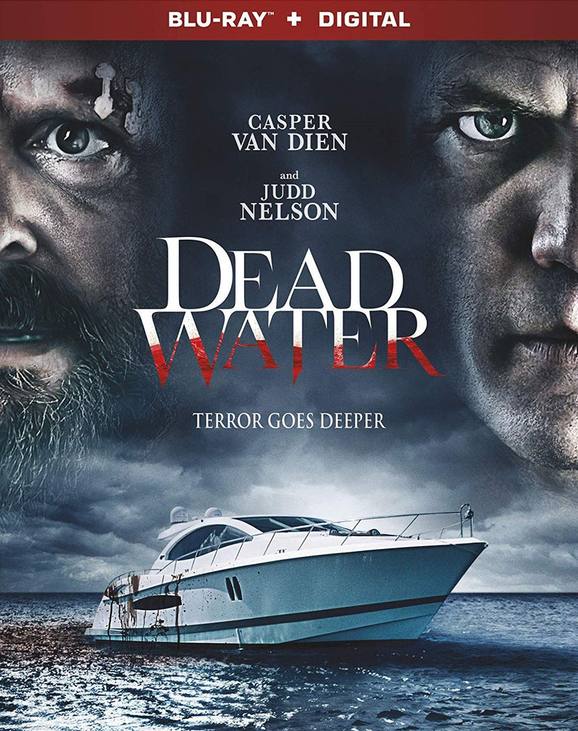 Dead Water Digital Copy Download Code VUDU or iTunes HD HDX