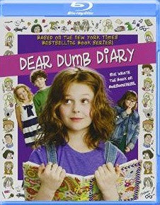 Dear Dumb Diary Digital Copy Download Code VUDU HD HDX