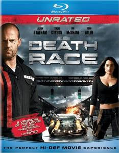 Death Race Digital Copy Download Code UV Ultra Violet VUDU HD HDX