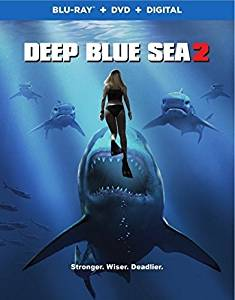 Deep Blue Sea 2 Digital Copy Download Code MA VUDU iTunes HD HDX