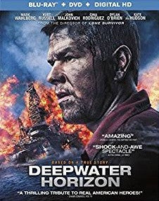 Deepwater Horizon Digital Copy Download Code iTunes HD