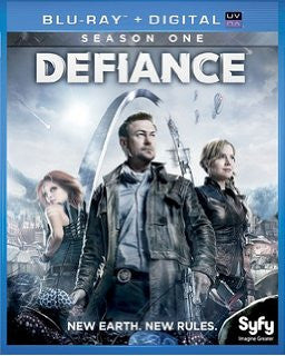 Defiance Season 1 Digital Copy Download Code UV Ultra Violet VUDU HD HDX