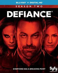 Defiance Season 2 Digital Copy Download Code UV Ultra Violet VUDU HD HDX