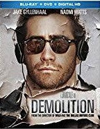 Demolition Digital Copy Download Code Ultra Violet UV VUDU iTunes HD HDX