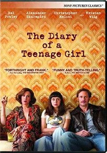 Diary of a Teenage Girl Digital Copy Download Code UV Ultra Violet VUDU SD