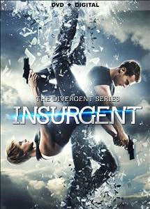 Insurgent Digital Copy Download Code UV Ultra Violet VUDU SD