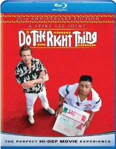 Do The Right Thing Digital Copy Download Code UV Ultra Violet VUDU HD HDX