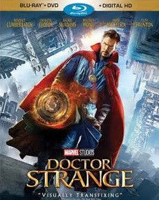 Doctor Strange Digital Copy Download Code Marvel Disney VUDU HD HDX