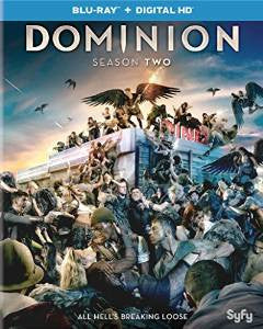 Dominion Season 2 Digital Copy Download Code UV Ultra Violet VUDU HD HDX