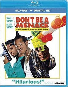 Don't be a Menace to South Central While Drinking Your Juice in the Hood Digital Copy Download Code VUDU HD HDX