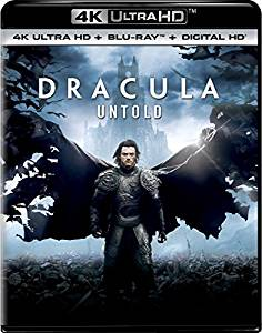 Dracula Untold Digital Copy Download Code 4K