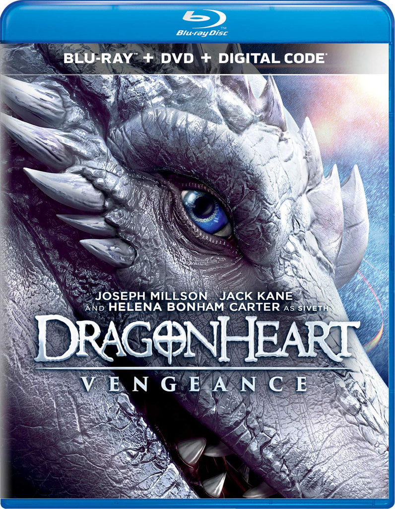 Dragonheart Vengeance Digital Copy Download Code MA VUDU iTunes HD HDX