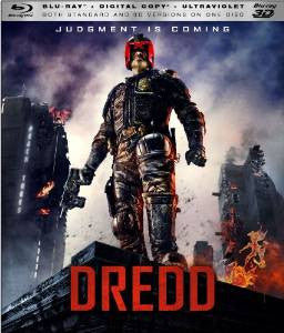 Dredd Digital Copy Download Code UV Ultra Violet VUDU HD HDX
