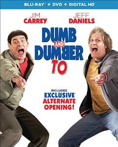 Dumb and Dumber Too Digital Copy Download Code iTunes HD