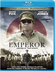 Emperor Digital Copy Download Code UV Ultra Violet VUDU HD HDX