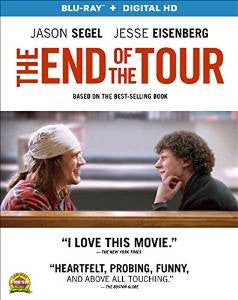 End of the Tour Digital Copy Download Code UV Ultra Violet VUDU HD HDX