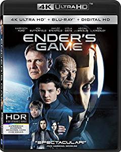 Ender's Game Digital Copy Download Code 4K