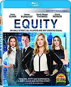 Equity Digital Copy Download Code UV Ultra Violet VUDU HD HDX
