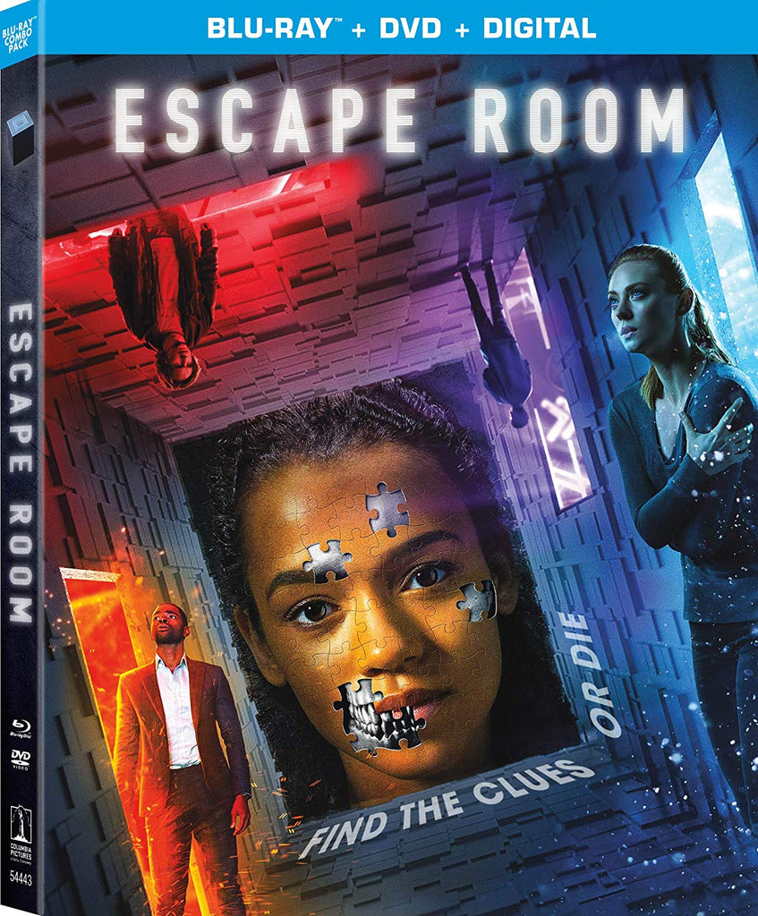 Escape Room Digital Copy Download Code MA VUDU iTunes HD HDX