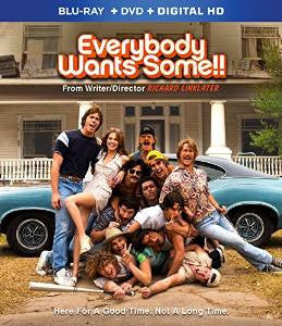 Everybody Wants Some!! Digital Copy Download Code UV Ultra Violet VUDU HD HDX