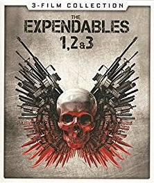 Expendables 1-3 Digital Copy Download Code Ultra Violet UV VUDU HD HDX