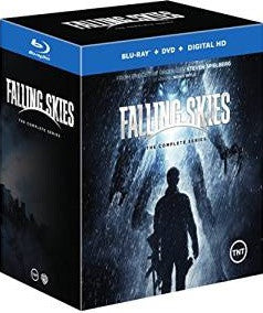 Falling Skies Complete Series Digital Copy Download Code UV Ultra Violet VUDU HD HDX