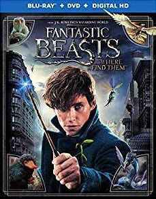 Fantastic Beasts and Where to Find Them Digital Copy Download Code MA VUDU iTunes HD HDX