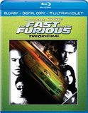 Fast and the Furious Digital Copy Download Code iTunes HD