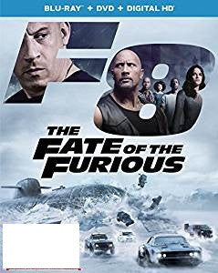 Fate of the Furious Digital Copy Download Code Ultra Violet UV VUDU HD HDX