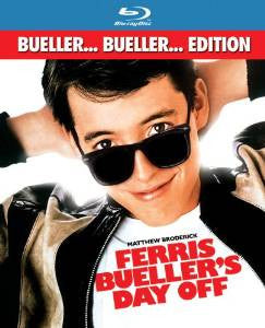Ferris Beuller's Day Off Digital Copy Download Code UV Ultra Violet VUDU HD HDX