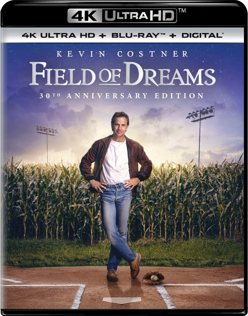 Field of Dreams Digital Copy Download Code MA Vudu iTunes 4K