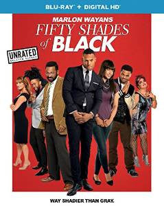 Fifty Shades of Black Digital Copy Download Code iTunes HD