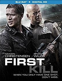 First Kill Digital Copy Download Code Ultra Violet UV VUDU HD HDX