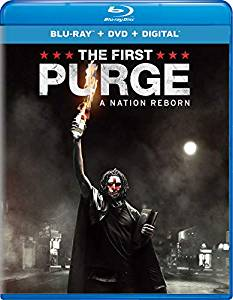 First Purge Digital Copy Download Code Ultra Violet UV VUDU iTunes HD HDX