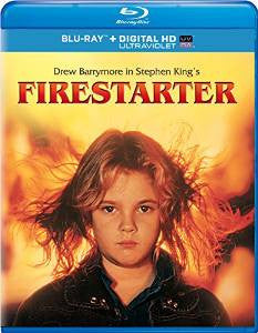 Firestarter Digital Copy Download Code UV Ultra Violet VUDU HD HDX