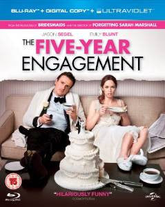Five-Year Engagement Digital Copy Download Code iTunes HD
