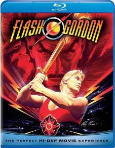 Flash Gordon Digital Copy Download Code VUDU HD HDX