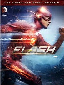 Flash Season 1 Digital Copy Download Code UV Ultra Violet VUDU SD