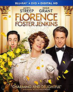 Florence Foster Jenkins Digital Copy Download Code UV Ultra Violet VUDU HD HDX