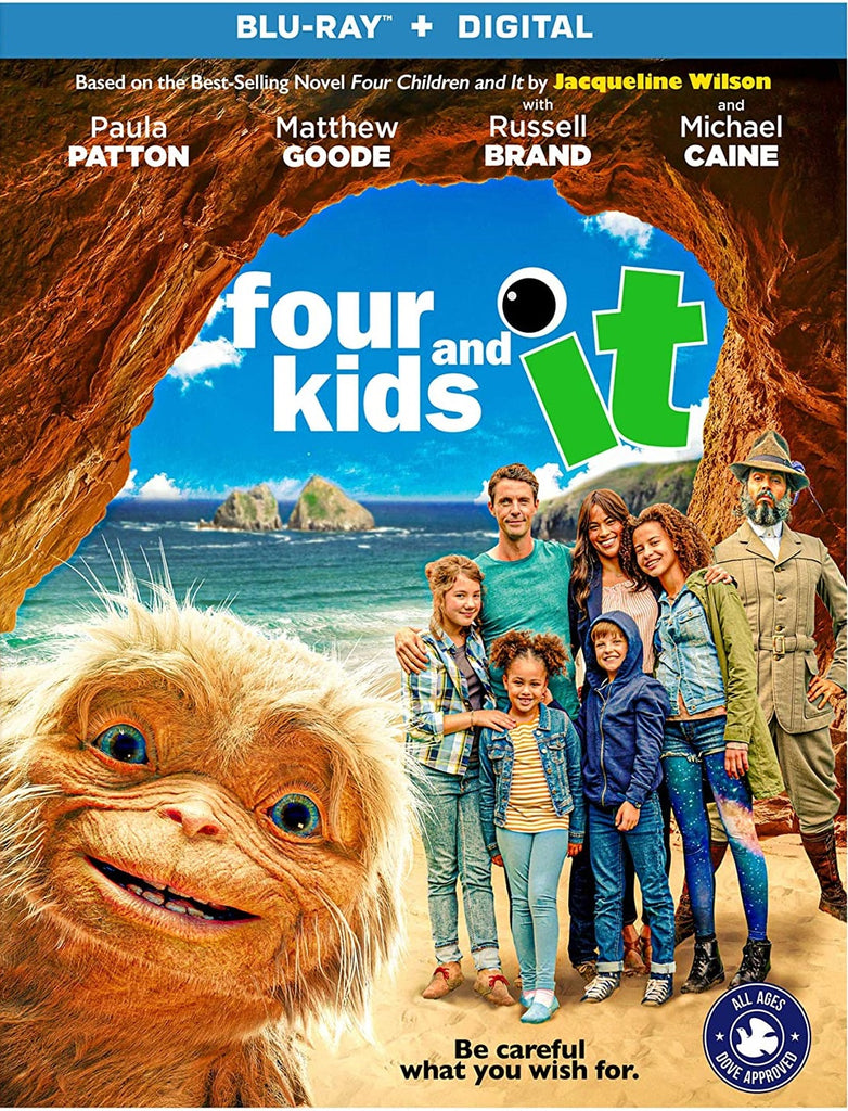 Four Kids and It Digital Copy Download Code VUDU HDX